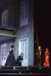 """F. Lehár """"Die lustige Witwe"""" (Oper Frankfurt, 2018 – Photo: Monika Rittershaus)"""