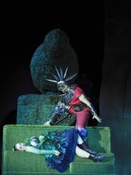 """W.A. Mozart """"DIE ZAUBERFLÖTE"""" (Oper im Steinbruch, St. Margarethen, 2019 – Photo: Armin Bardel)"""