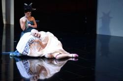 "R. Strauss ""Ariadne auf Naxos"" (Oper Frankfurt, 2014 - Foto: Barbara Aumüller)"