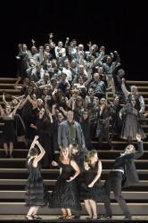 "G. Bizet ""Carmen"" (Oper Frankfurt, 2016 – Photo: Monika Rittershaus)"