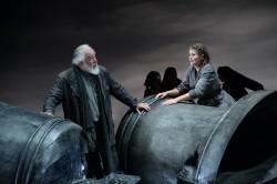 """M. Glinka """"Iwan Sussanin"""" (Oper Frankfurt, 2015 - Foto: Barbara Aumüller))"""