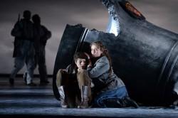 """M.I. Glinka """"Iwan Sussanin"""" (Oper Frankfurt, 2015 - Foto: Barbara Aumüller)"""