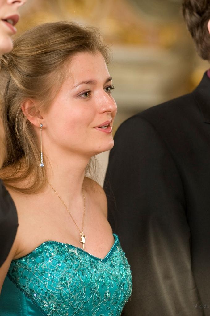 Kateryna Kasper. Augsburg, 2010