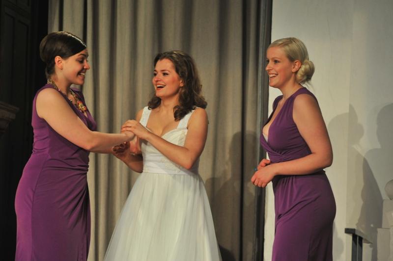 """C.W. Gluck """"Orfeo ed Euridice"""" (Weilburger Schlossfestspiele, 2012 – Foto: Björn Hadem)"""