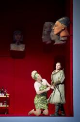 """A. Cesti """"L'Orontea"""" (Oper Frankfurt, 2015 - Foto: Monika Rittershaus)"""