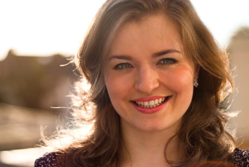 Kateryna Kasper. Foto: Andreas Kasper